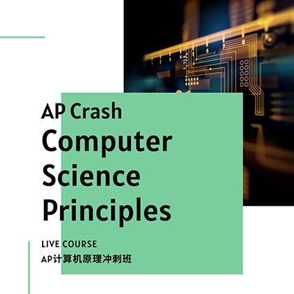Computer Science Principles Course
