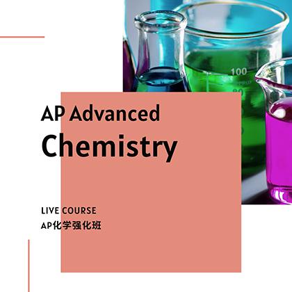 AP Advanced Chemistry Course